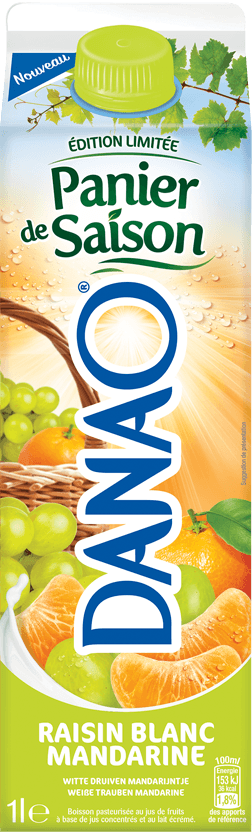 Raisin blanc Mandarine